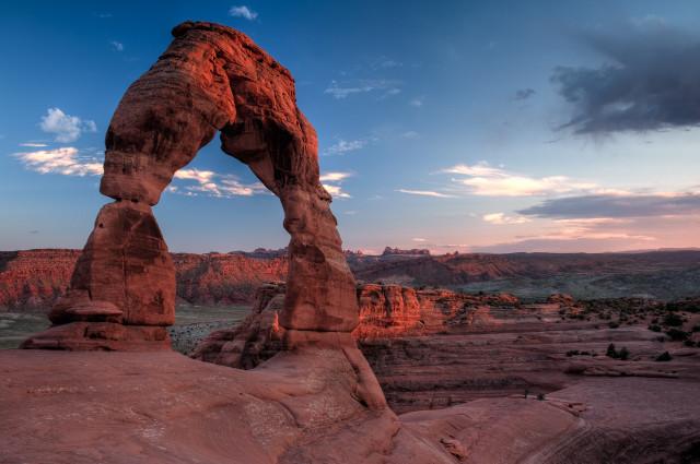 Delicate Arch